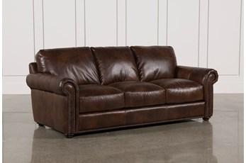 Chauncey Leather Sofa