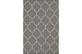 42X66 Rug-Pewter Moroccan