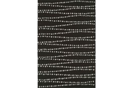 42X66 Rug-Black Strands