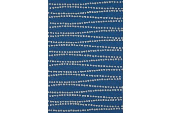 60X90 Rug-Navy Strands