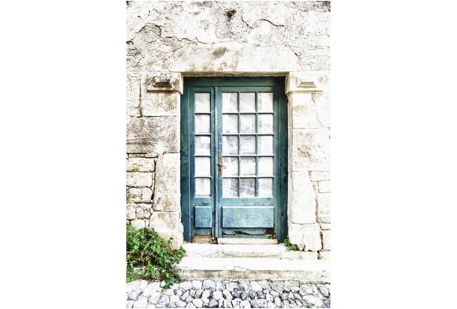 Picture-Blue Door - 360