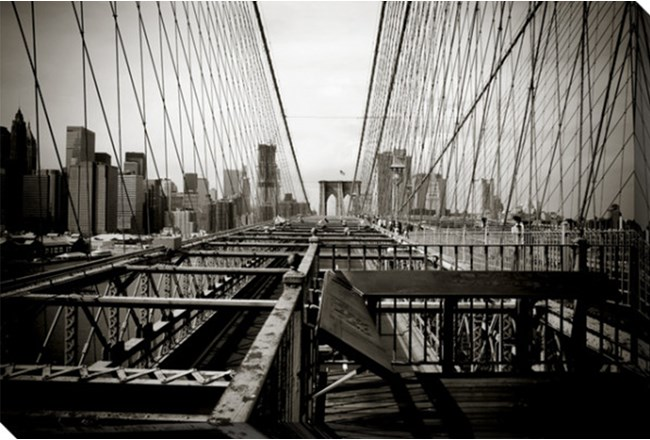 Picture-Brooklyn Bridge - 360