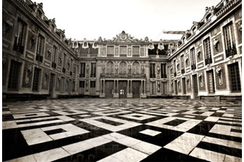 Picture-Palace In Versailles