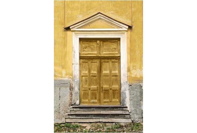 Picture-Yellow Door - 360