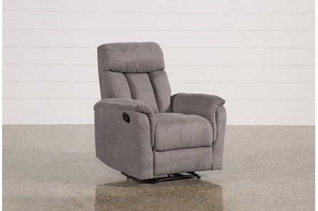 Suzy Dark Grey Wallaway Recliner