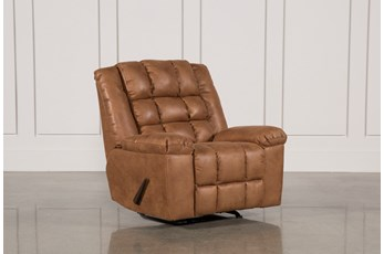 Shay Saddle Rocker Recliner