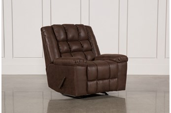 Shay Brown Rocker Recliner