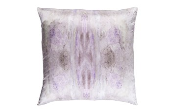 Accent Pillow-Tandy Watercolor Lavender 20X20