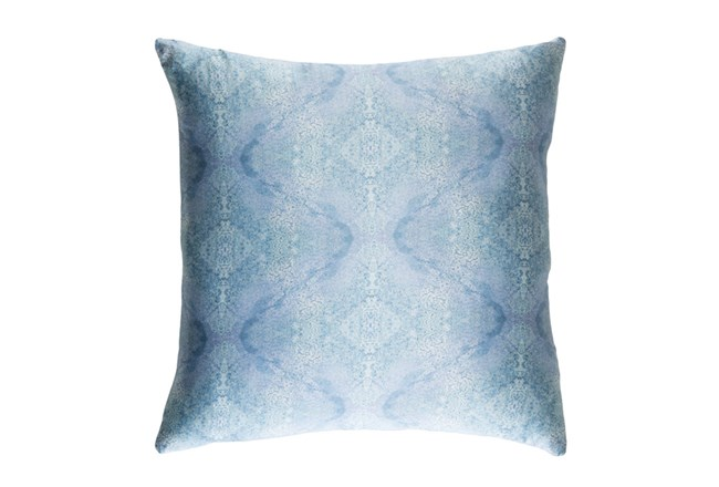 Accent Pillow-Tandy Watercolor Blue 20X20 - 360