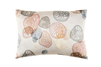 Accent Pillow-Watercolor Pod Blush 19X13