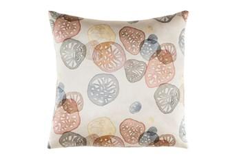 Accent Pillow-Watercolor Pod Blush 20X20