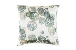 Accent Pillow-Watercolor Pod Green 20X20