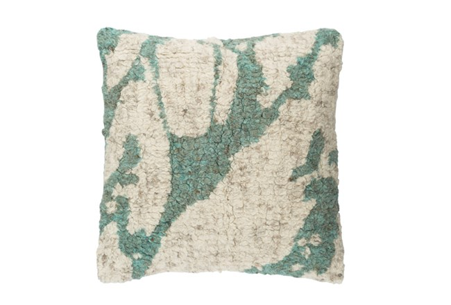 Accent Pillow-Washed Boucle Mint 20X20 - 360