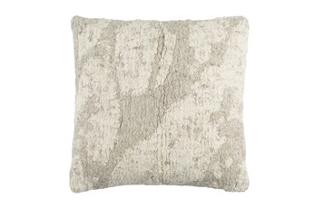 Accent Pillow-Washed Boucle Grey 20X20