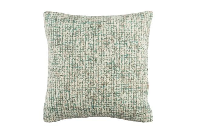 Accent Pillow-Stripe Boucle Mint 20X20 - 360