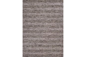 60X84 Rug-Heather Stripe Taupe