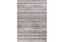 94X134 Rug-Wesley Stripe Grey