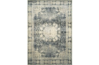 63X90 Rug-Merick Washed Denim