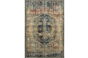46X65 Rug-Merick Washed Spice