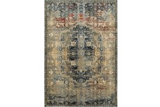 79X114 Rug-Merick Washed Spice