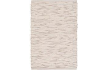 24X36 Rug-Cotton Striations Grey