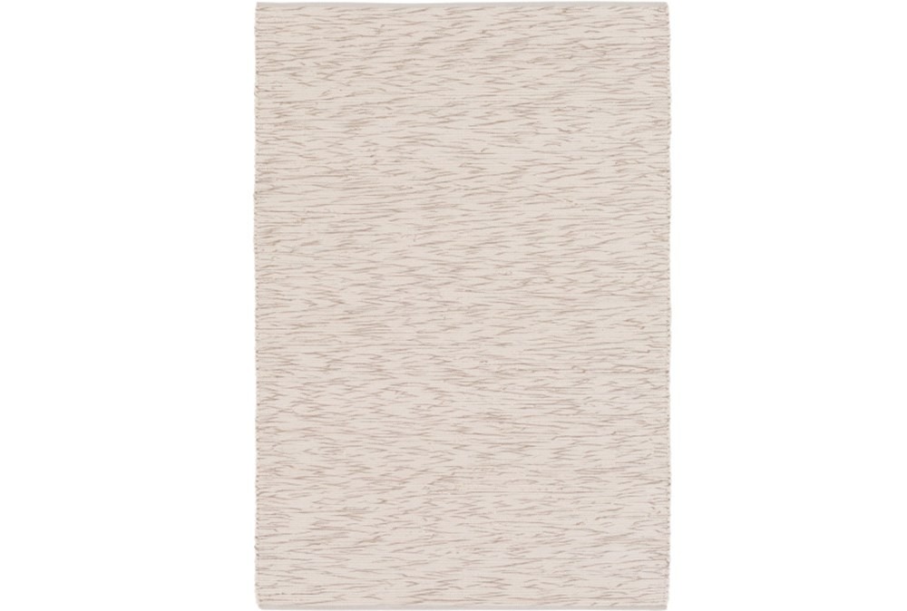 60X90 Rug-Cotton Striations Grey