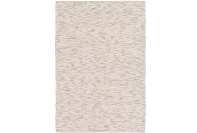 60X90 Rug-Cotton Striations Grey - 360