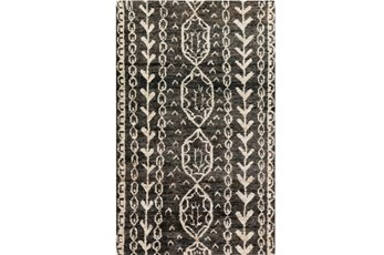 60X96 Rug-Natuk Dark Brown