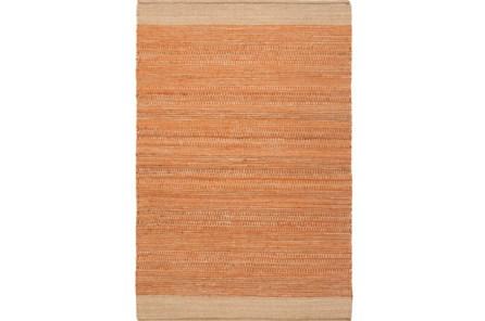 60X90 Rug-Santorini Jute Orange