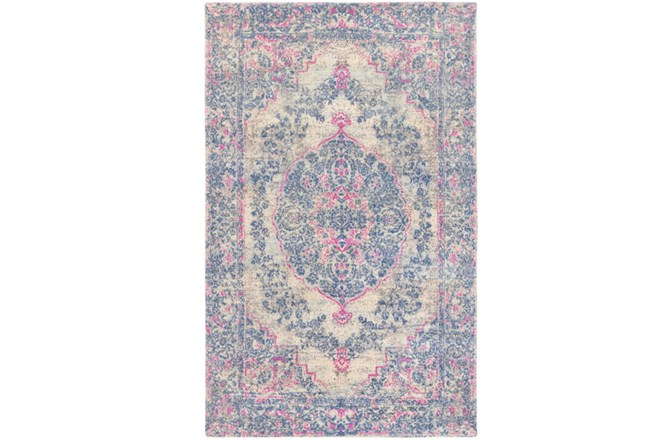 60X90 Rug-Ceire Pink And Blue - 360