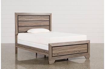 Farrell Full Panel Bed