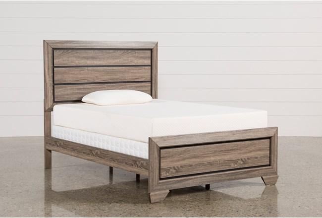 Farrell Full Panel Bed - 360