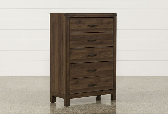 Willow Creek II Chest Of Drawers - 360