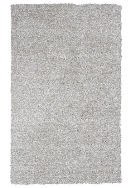 108X156 Rug-Elation Shag Heather Ivory