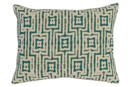Accent Pillow-Surf Tribal Maze 14X20