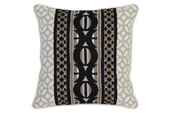 Accent Pillow-Onyx Multi Print 18X18
