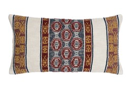 Accent Pillow-Tribe Bands Multi 14X26
