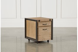 Whistler Mobile File Cabinet