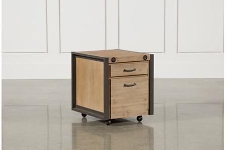 Whistler Mobile File Cabinet