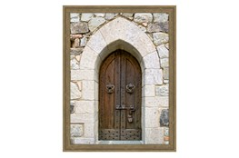 Picture-Cathedral Door