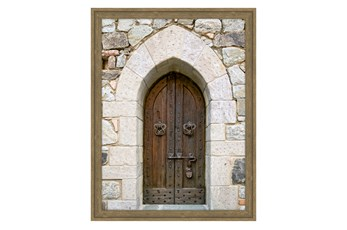 Picture-Cathedral Door