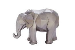 8 Inch Silver Elephant