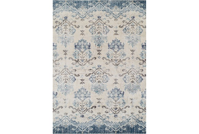 94X127 Rug-Windsor Blue - 360