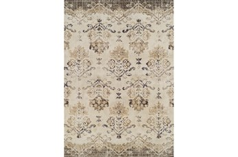 94X127 Rug-Windsor Chocolate