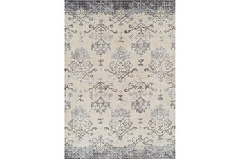 63X91 Rug-Windsor Pewter