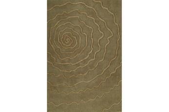 108X156 Rug-Modern Bloom Sand