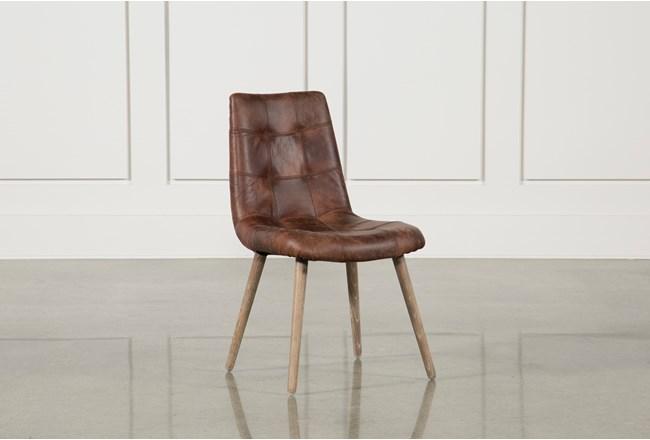 Chestnut Side Chair - 360