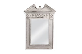 Mirror-White Wash Goth 33X48
