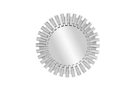 Mirror-Clear Mirror Starburst 41X41