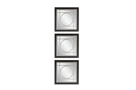 Mirror-Gemini Set Of 3 16X16